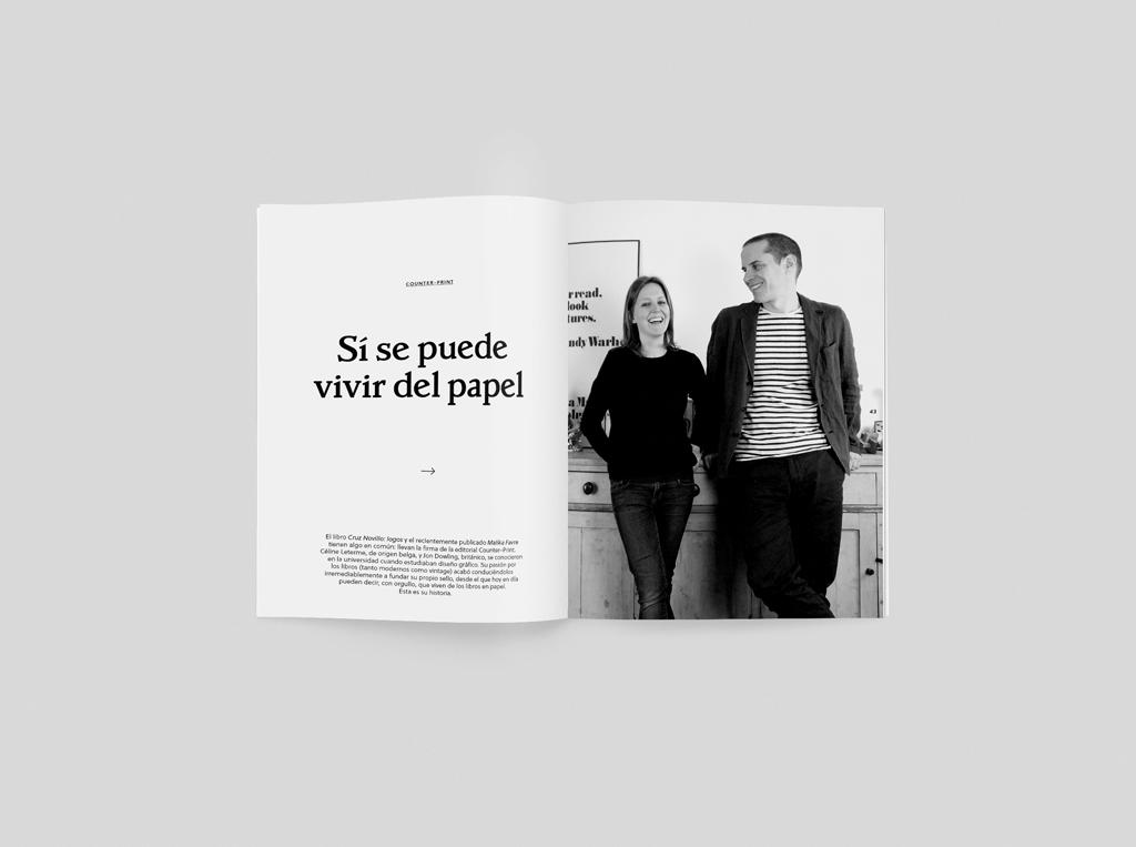Revista Gràffica - Papel