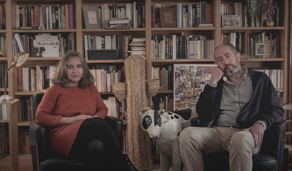 Las Naves homenajea los 20 años de la editorial Media Vaca con un documental en el Día del Libro