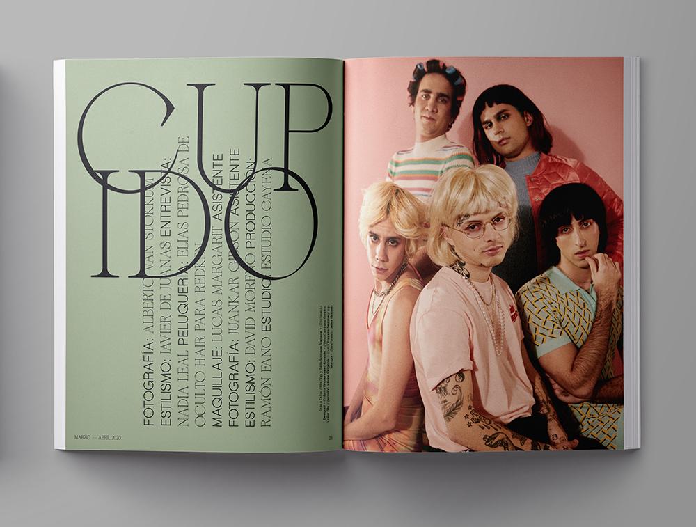 Las Yarza Twins le dan un 'twist' al diseño de Neo2 Magazine