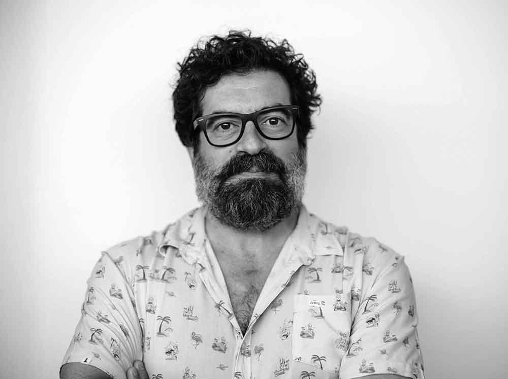 Nacho Padilla, nuevo director creativo en el Ayuntamiento de Barcelona