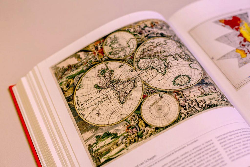 Mapas: explorando el mundo
