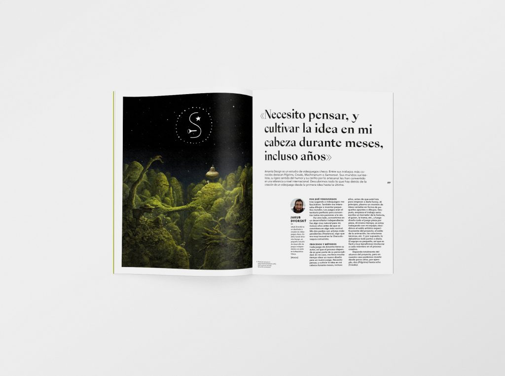 La revista Gràffica dedica su nuevo número al apasionante mundo de las ideas