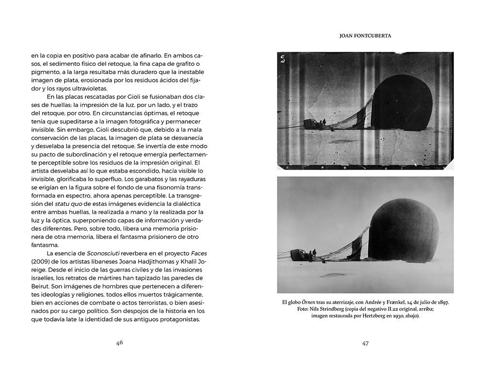 Revelaciones Dos ensayos sobre fotografía