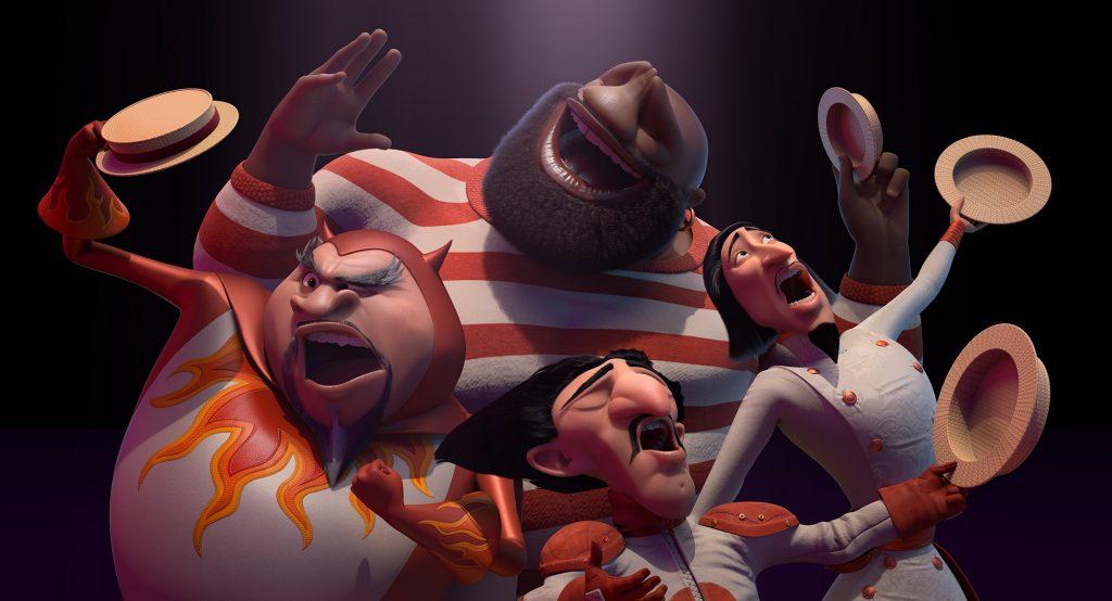 'Animal Crackers', la nueva apuesta de Netflix por la animación española