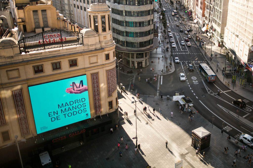 """""""Madrid en manos de todos"""""""