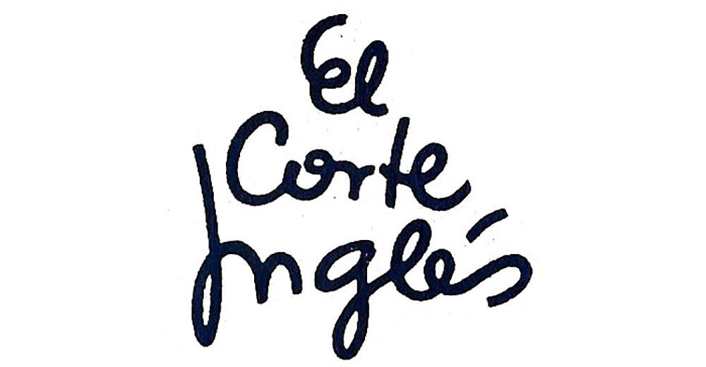Francisco Castillo, creador del logotipo de El Corte Inglés