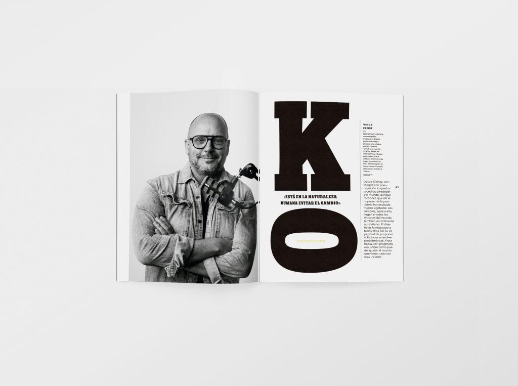Revista Gràffica 19 - Cambios y Oportunidades