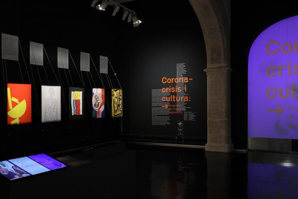 Imagen de la exposición Coronacrisis y cultura: Propuestas de creadores valencianos