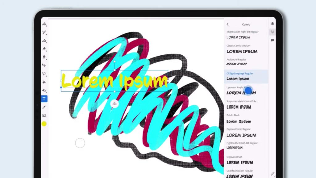 Adobe anuncia nuevas herramientas para Adobe Illustrator y  Adobe Fresco