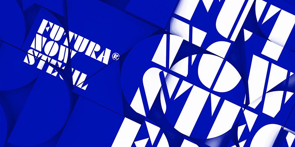 Futura Now, por Monotype