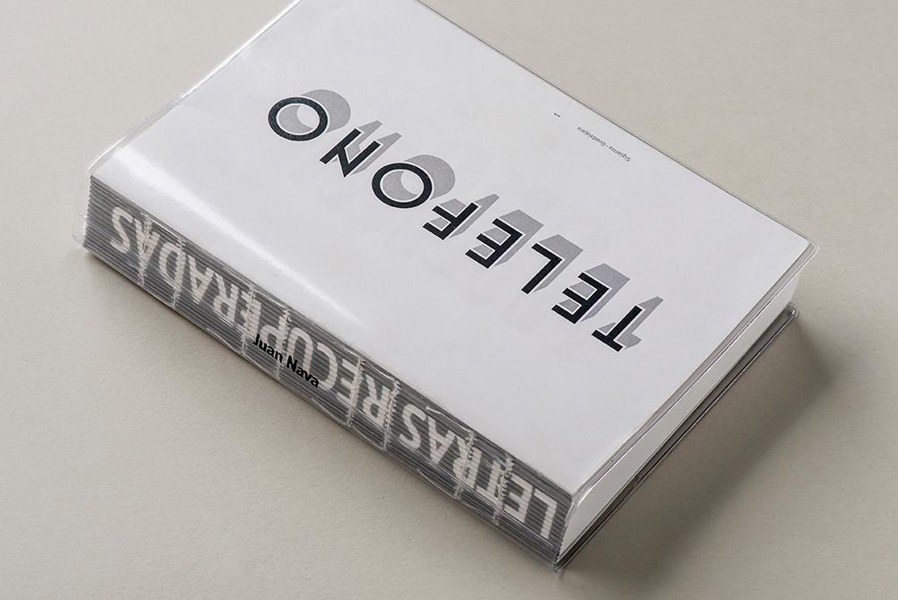 A la venta 'Letras recuperadas', el exquisito libro del diseñador Juan Nava