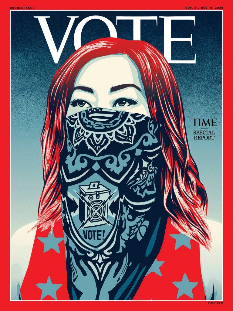 La revista Time cambia de logo por primera vez en su historia