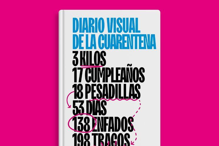 Portada del Diario Visual de la Cuarentena