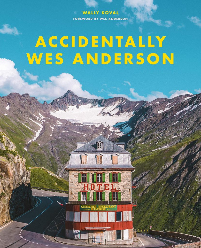 Accidentally Wes Anderson: el mundo de Wes Anderson en la vida real