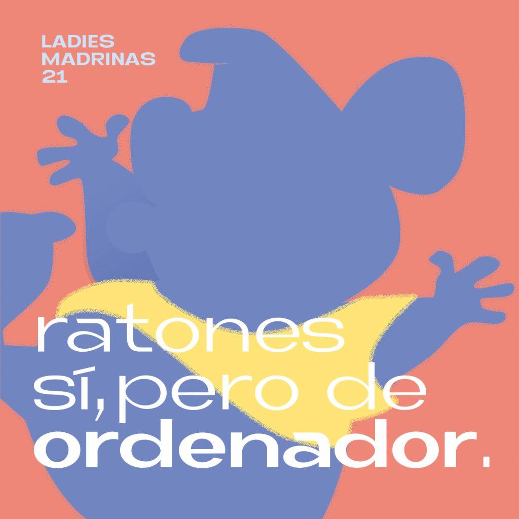 Ladies Madrinas - imagen ratón