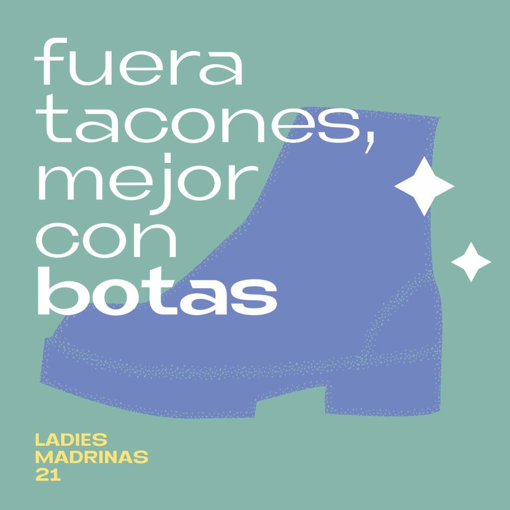 Ladies Madrinas - imagen zapato