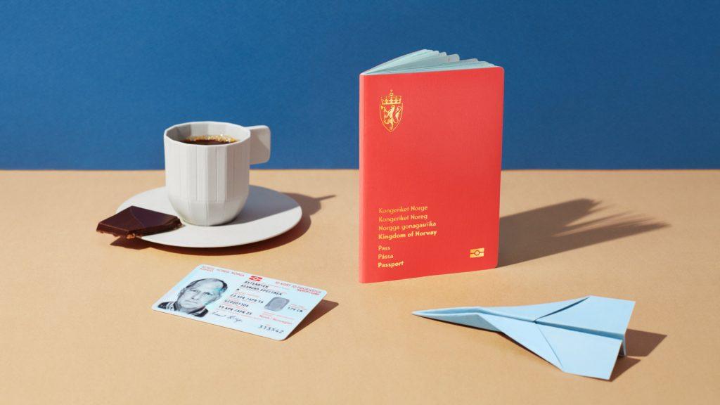 nuevo pasaporte noruega