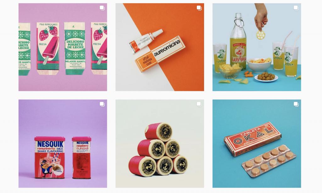 """Zombie Graphics es la cuenta de Instagram que """"resucita"""" el packaging - colección de imágenes"""