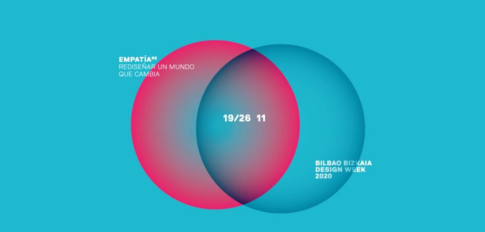 Imagen de la Bilbao Bizkaia Design Week 2020