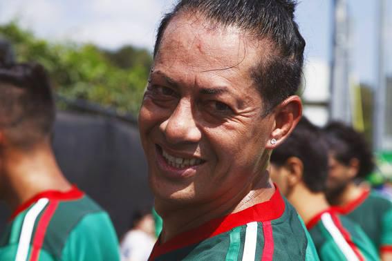 Una de las fotografías de Julio Zúñiga que se empleó para la técnica del 'deepfake'