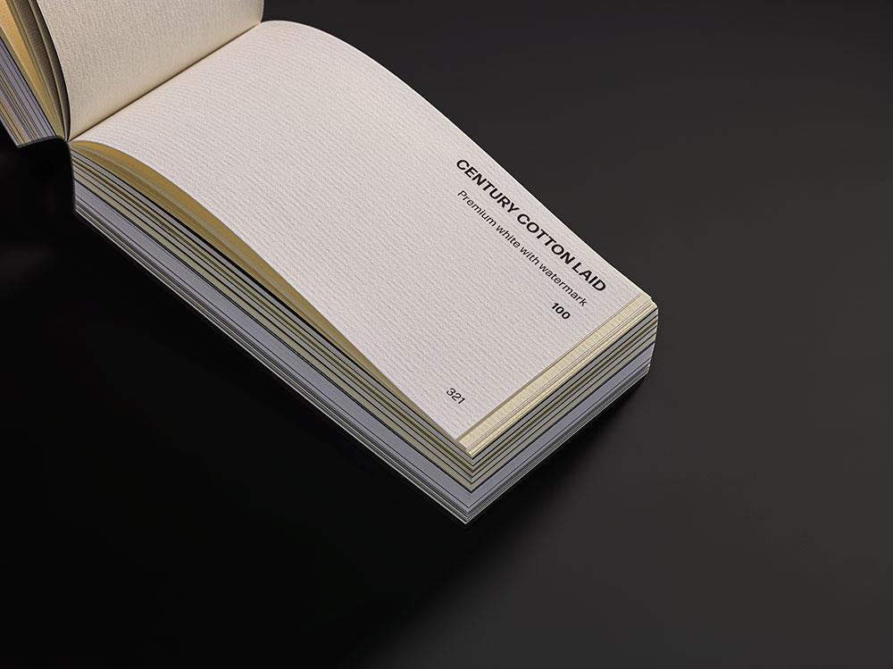 ¿Por qué escoger el papel es un acto creativo en sí mismo? Paper Box de Fedrigoni