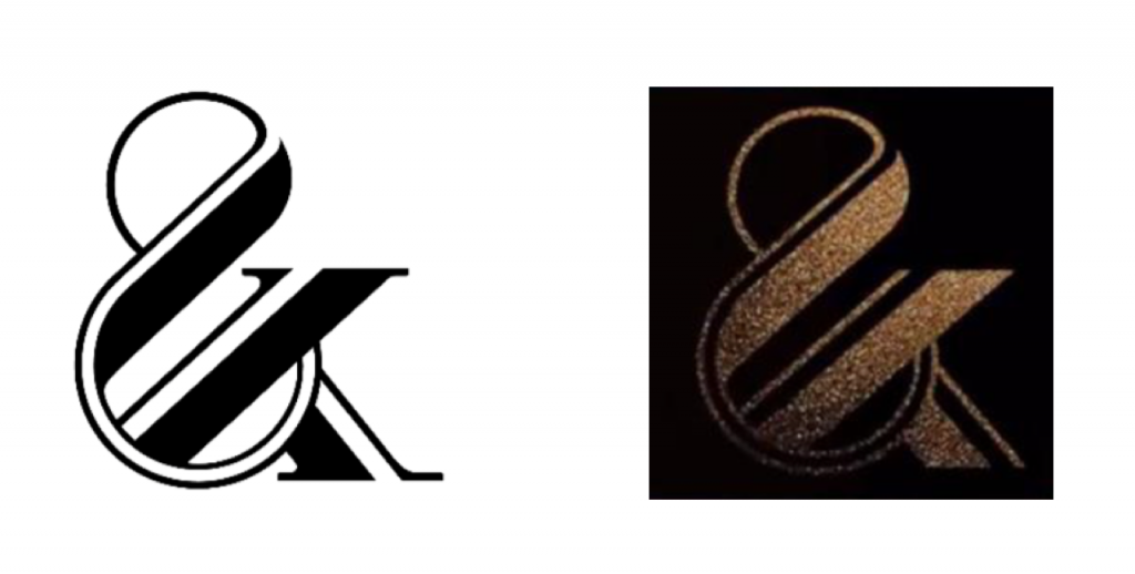 Ampersand de Moshik Nadav | Ampersand de Banana Republic.