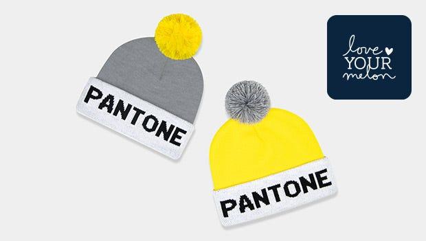 PANTONE 17-5104 Ultimate Gray y PANTONE 13-0647 Illuminating