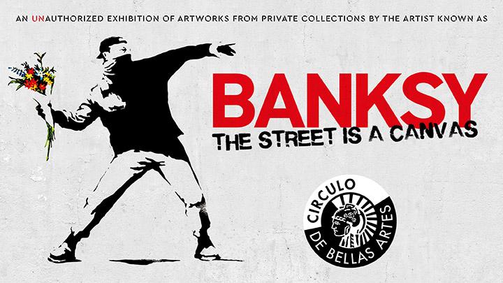 exposición bansky Madrid