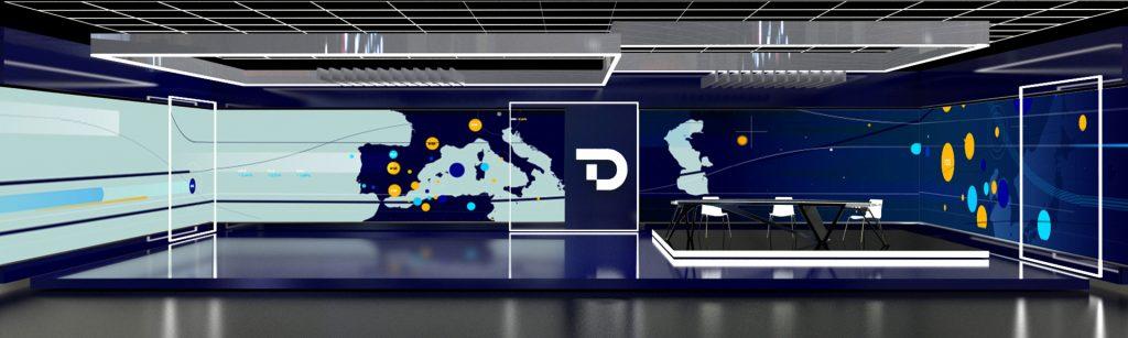 nueva imagen visual telediario TVE