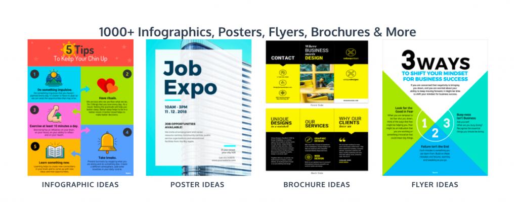 crear infografías gratis online