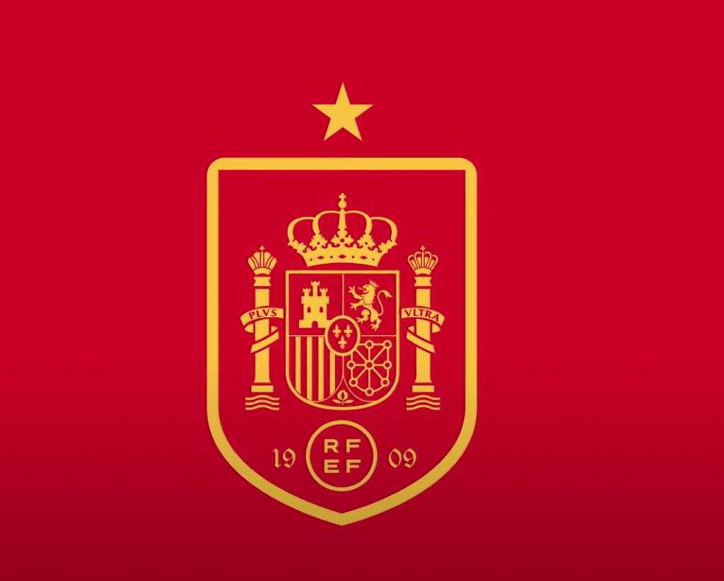 nuevo logo RFEF y nuevo escudo de la RFEF