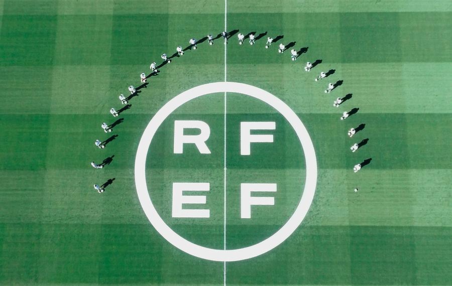 nuevo logo RFEF