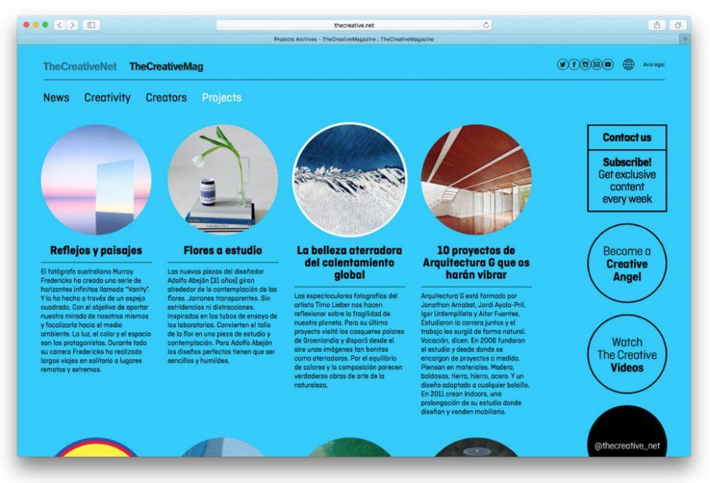 Mario Eskenazi diseño gráfico