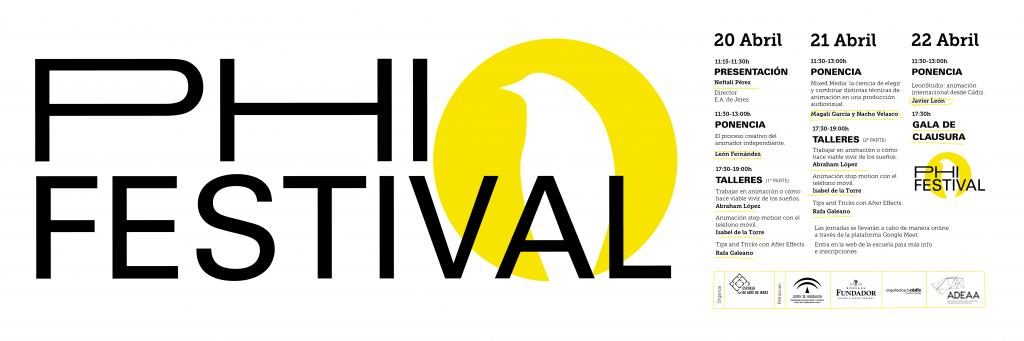 Programa 7º edición del Phi Festival
