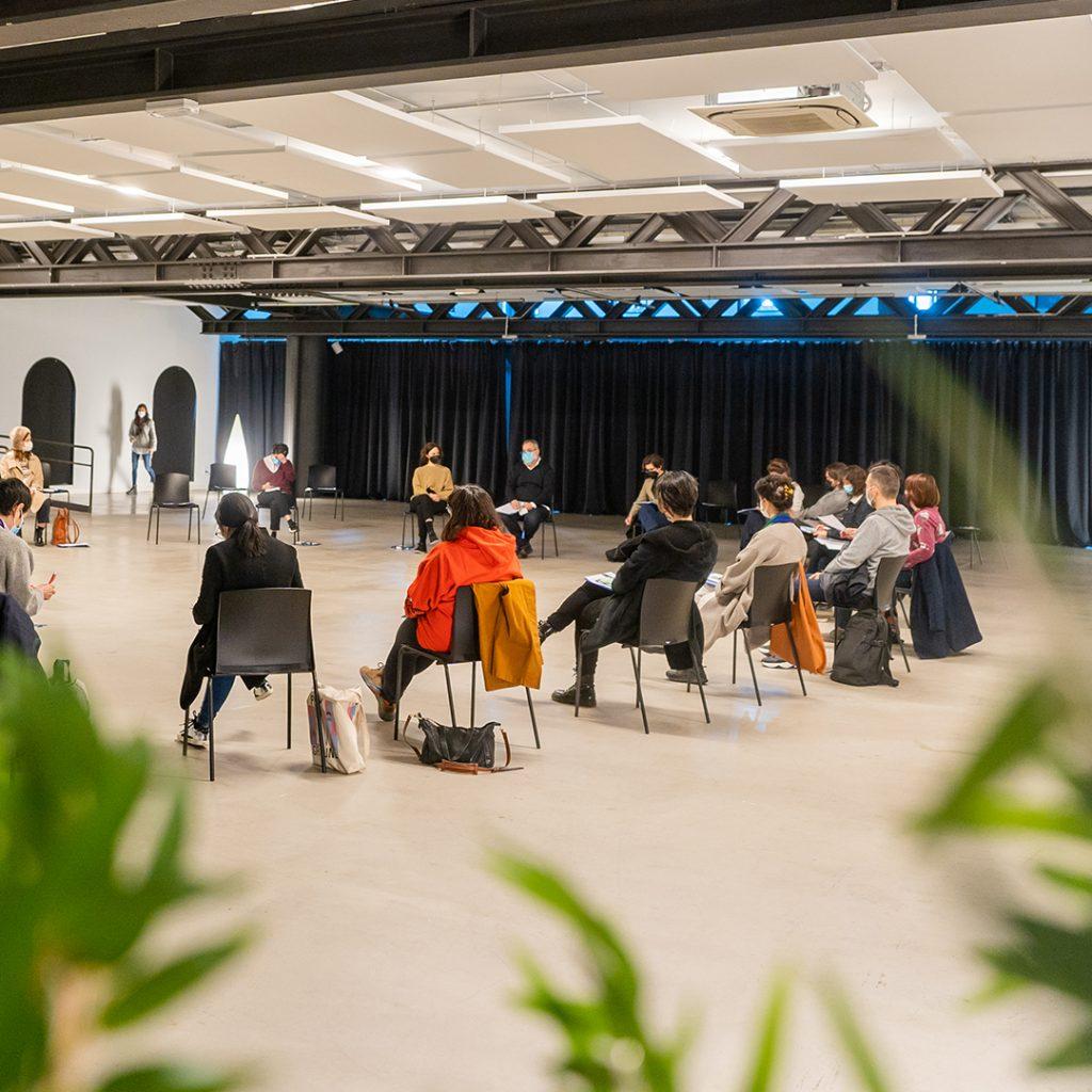 Azkuna Zentroa centro de creación artística