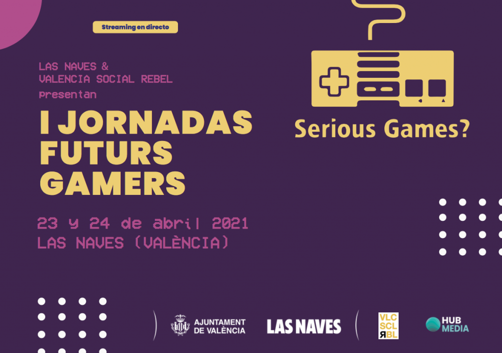 I Jornada Futurs Gamers sobre videojuegos con conciencia social