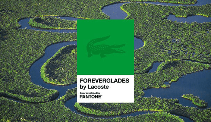 FOREVERGREEN by Lacoste