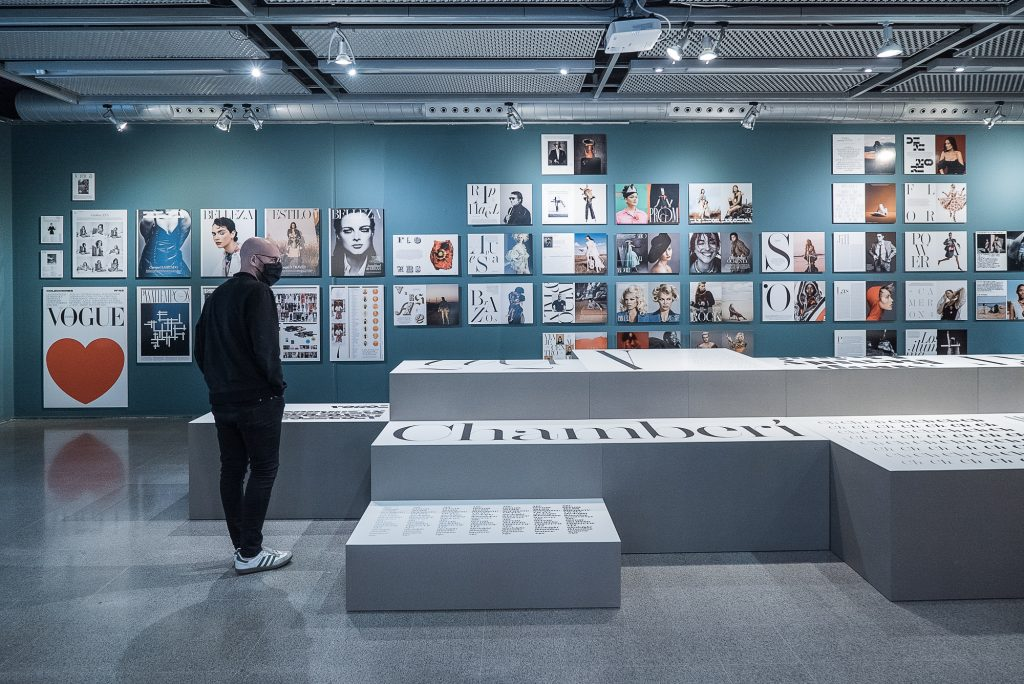 Óscar Germade diseño Vogue