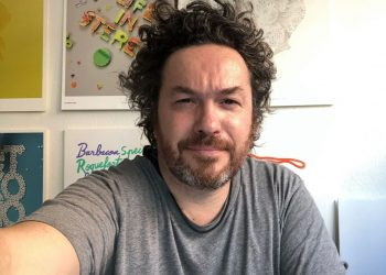 Selfie Borja Martínez