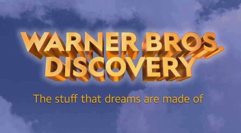 logo Warner Bros y Discovery