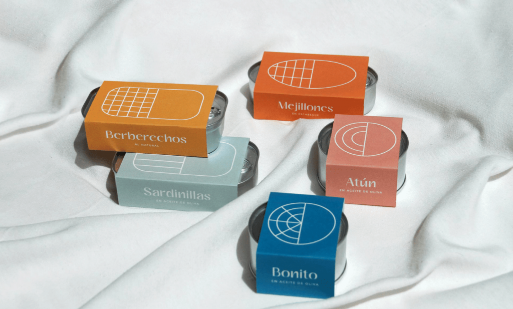 packaging Conservas Son Sardina