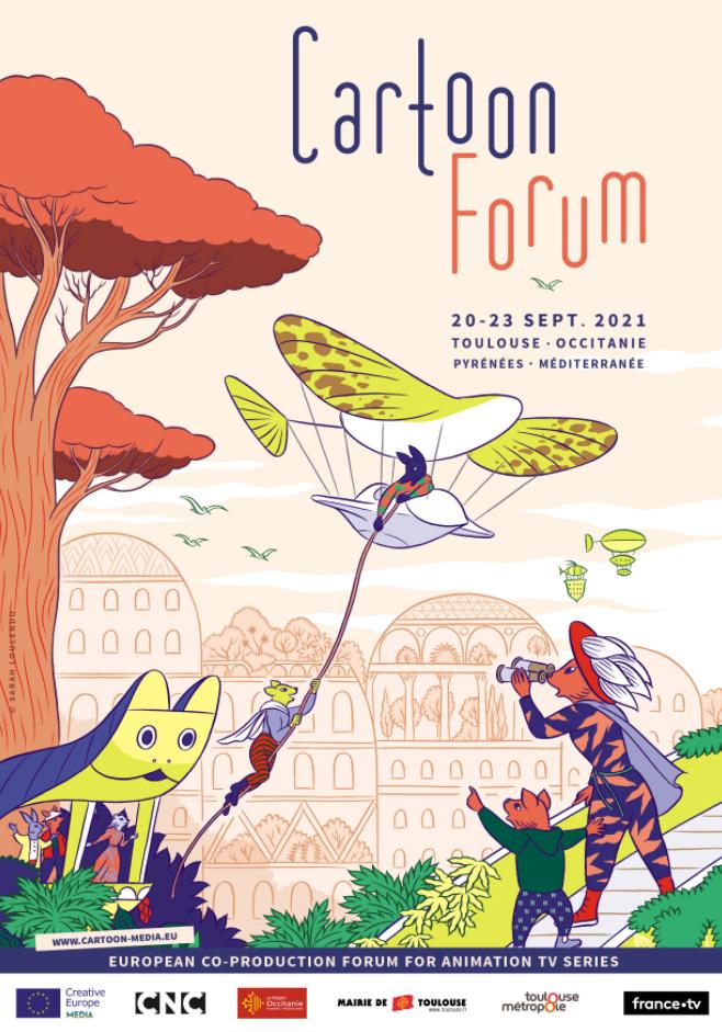 cartoon forum 2021