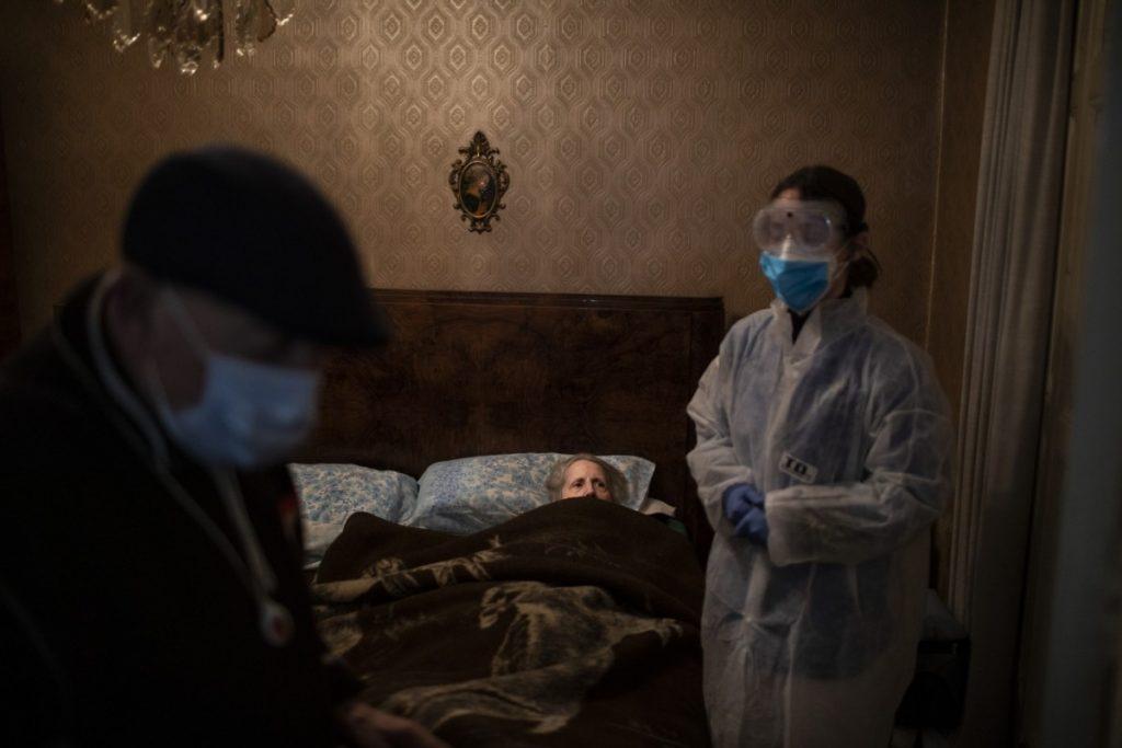 Emilio Morenatti gana el Pulitzer al mejor reportaje fotográfico