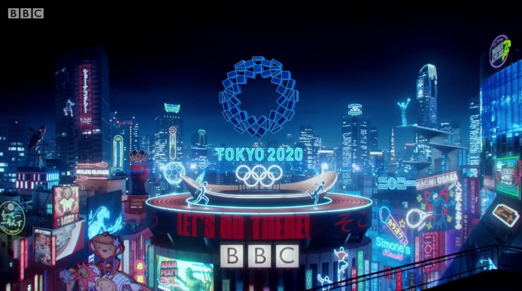 tráiler juegos olímpicos de tokio 2020