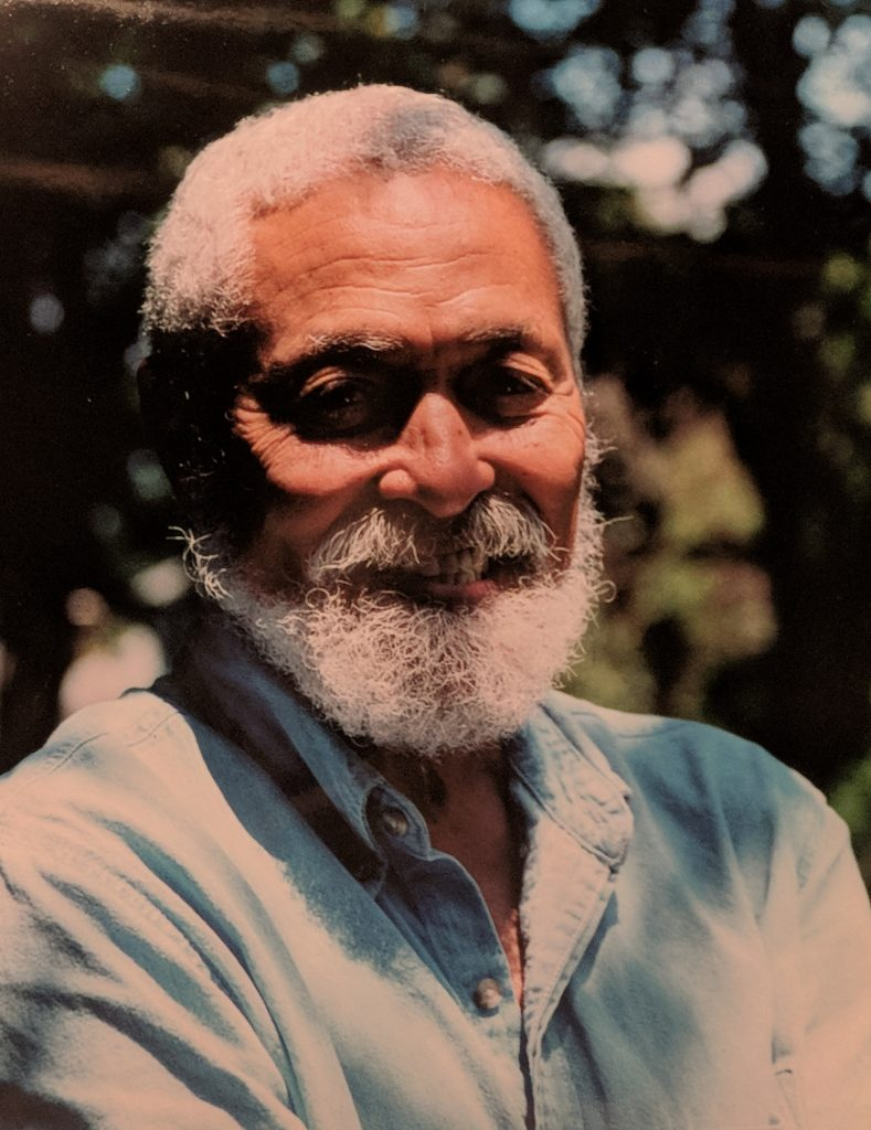 Fallece Reynold Ruffins