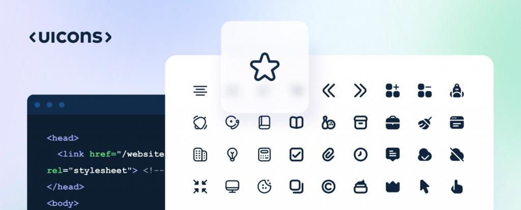iconos y stickers