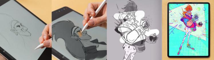 Aprende a diseñar personajes