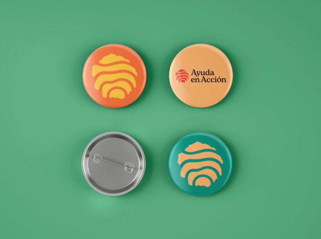 Rebranding Ayuda en Acción