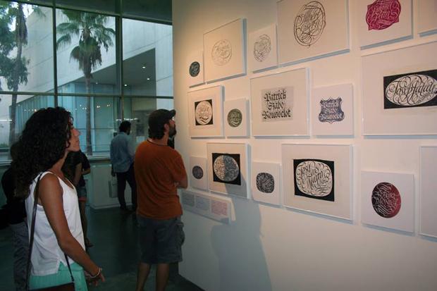 Exposición Ricardo Rousselot en el Muvim