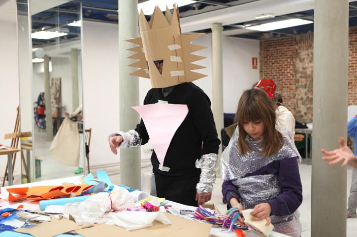 5JoséJajaja …For Kids, talleres de creatividad para poner niños en órbita